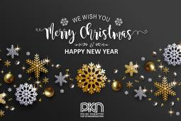 Christmas greetings from PKN